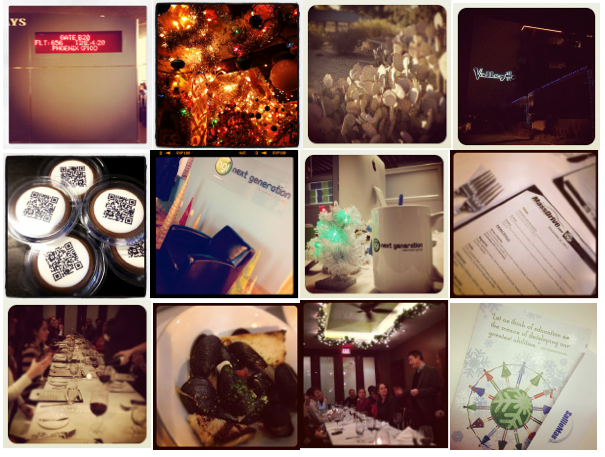 December at Next Generation Insurance in Instagrams