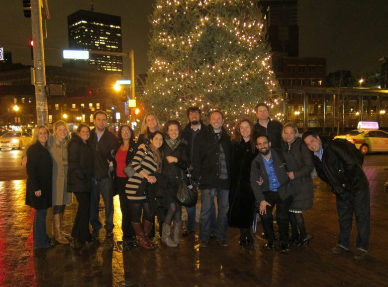 NGI and MassDrive Holiday Party